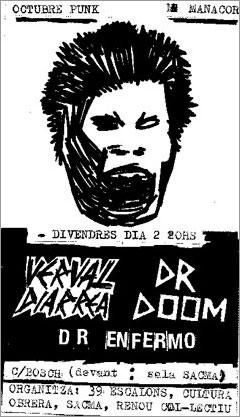 Octubre Punk a Manacor (02-10-09)
